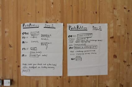 ProtoPublics Sprint Workshop Program
