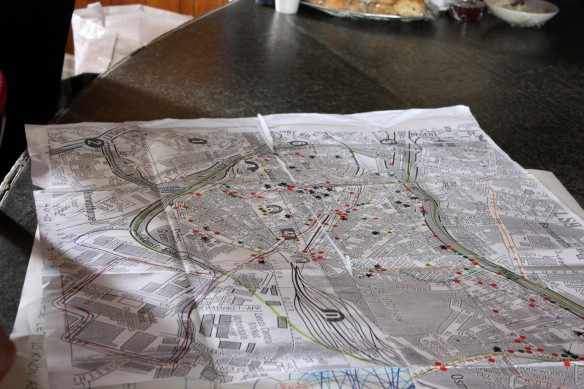 Mapping of Richmond Hill assets
